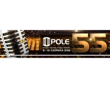 55 festiwal piosenki polskiej w Opolu